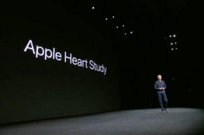 不只有iPhoneX,苹果发布会上还有这款医疗级神器
